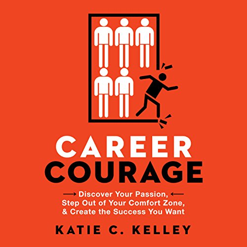 Career Courage audiobook cover art