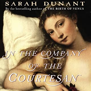 In the Company of the Courtesan cover art