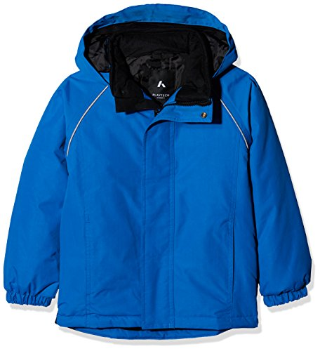 NAME IT Jungen NITWIND Jacket MZ B FO Jacke, Mehrfarbig (Skydiver), 116