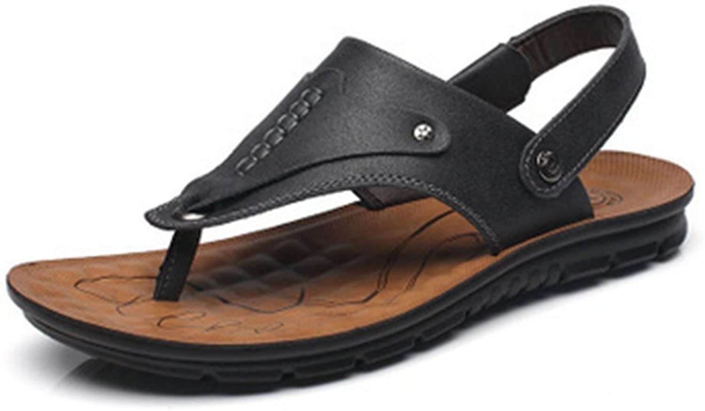 Weiwei Men's Retro Cool Slippers,Casual Flip-Flops