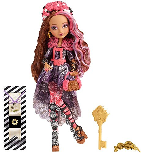 Ever After High Mattel CDM51 - Frühlingsfest Cedar Wood Puppe