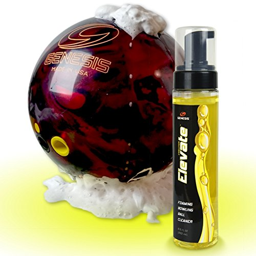 Genesis Evolution Elevate ™ Foaming Bowling Ball Cleaner - Allzweck Bowling-Ball-Reiniger (250 ml)