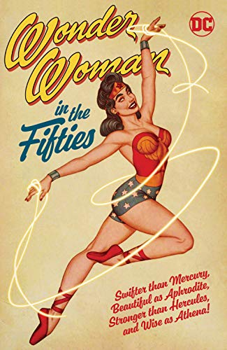 Wonder Woman in the Fifties (Wonder Woman (1942-1986)) (English Edition)
