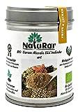 Bio Garam Masala vom NatuRar 80g Aromadose | Einzigartige Familienrezept | süd-indische Gewürzmischung | Frisch gemahlen