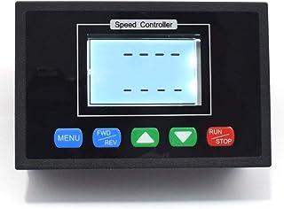 Taidacent Speed Variator DC Motor Speed Controller Ampere 40a Variable Speed Control for Electric Motor 12V 24V 36V 48V