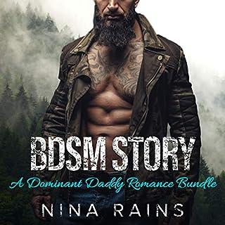 BDSM Story: Dominant Daddy Romance Bundle audiobook cover art
