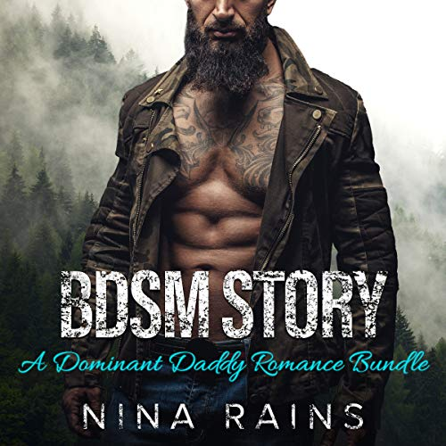 BDSM Story: Dominant Daddy Romance Bundle audiobook cover art