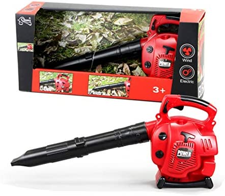 Leaf Blower Toy Leaf Blower Play Set Outside Construction Work Shop Toy Tool Outdoor Preschool product image