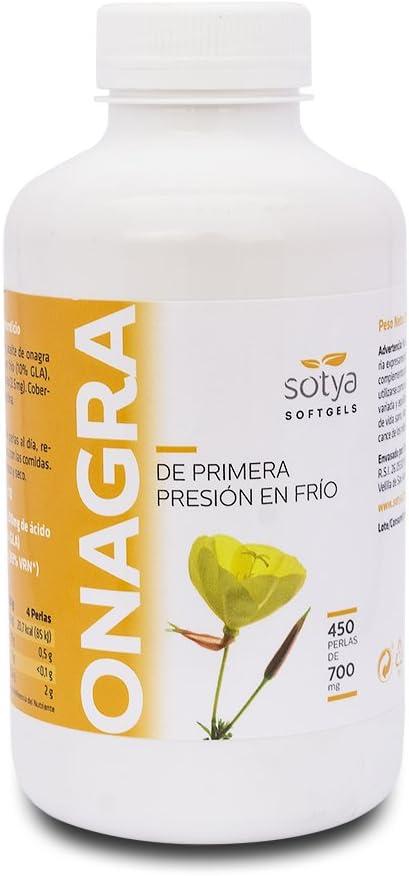 SOTYA Onagra 450 perlas de 700 mg - 315 gr
