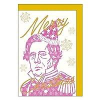 オリエンタルベリー クリスマスカード ペリー 定形サイズ G-2904