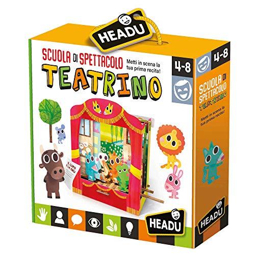 Headu- Scuola di Spettacolo con Il Teatrino, Multicolore, 8.05959E+12