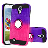 Galaxy S4 Case, Galaxy S4 Phone Case with HD Screen...