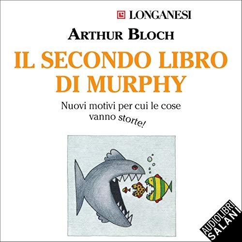 Diseño de la portada del título Il secondo libro di Murphy