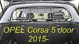 Rejilla Separador protección Ergotech RDA65-XS, para perros y maletas. Segura, confortable...