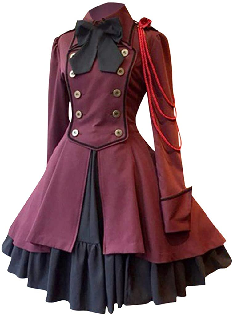 Lazapa Vintage Gothic Court Free shipping Dresses Women for Renaissa Medieval Max 68% OFF