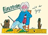 Einstein mit der Geige