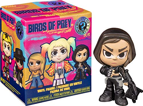 Mystery Minis DC Birds of Prey