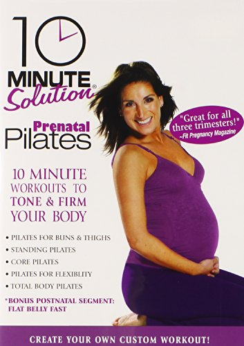 Product Image of the 10 Minute Prenatal Pilates