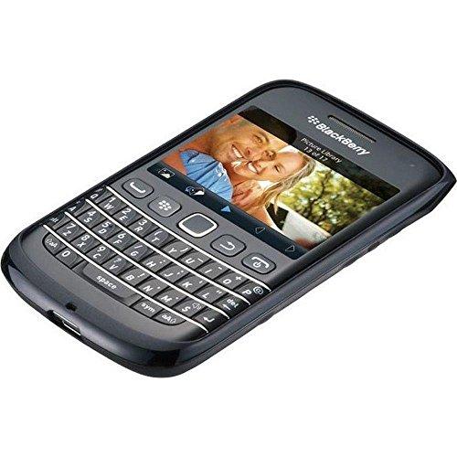 Blackberry ACC-41835-204 Soft Shell Case für Bold 9790 blau