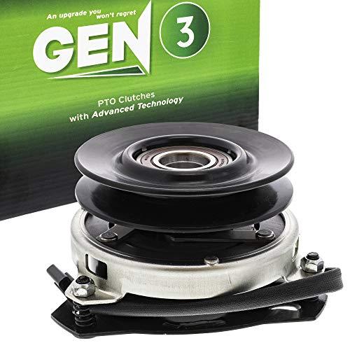 8TEN Gen 3 Electric PTO Clutch for John Deere MTD Warner Craftsman Husqvarna Ogura AM119536 AM131779 5215-73 140923 174509
