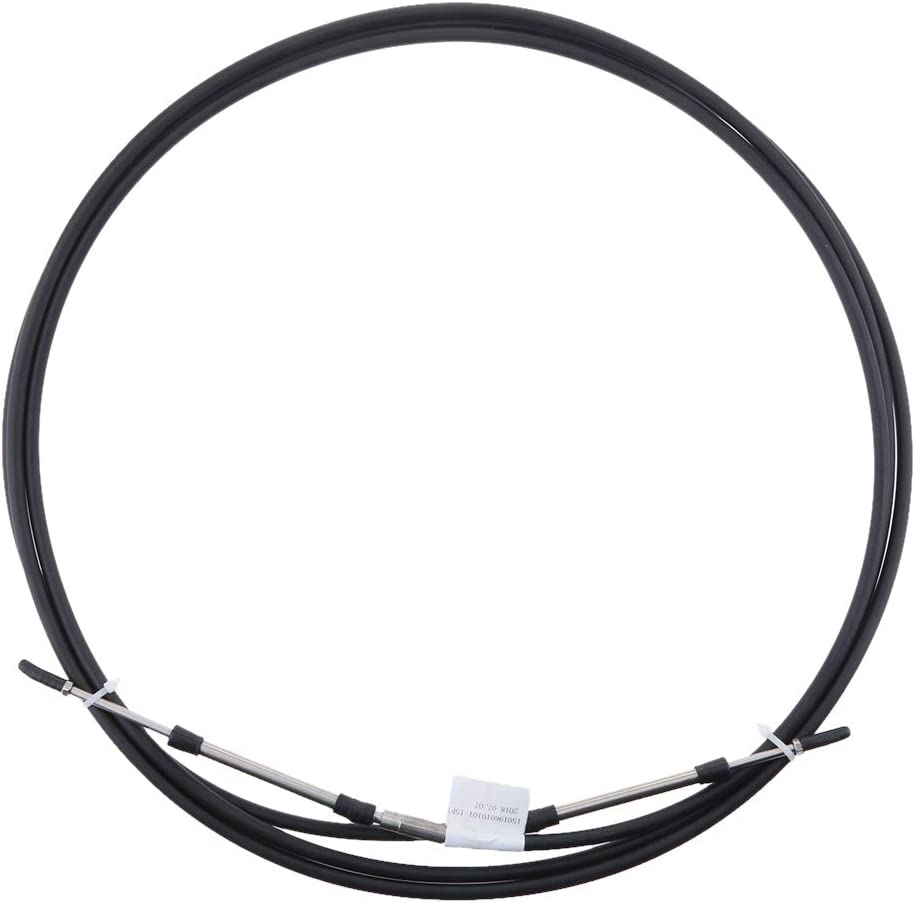 Prettyia Throttle Shift Control Cable for Ranking Ranking TOP12 TOP5 Outbo Part Replaceable