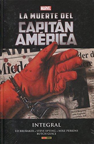 La Muerte Del Capitán América. Integral