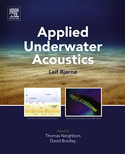 Applied Underwater Acoustics: Leif Bjørnø (English Edition)