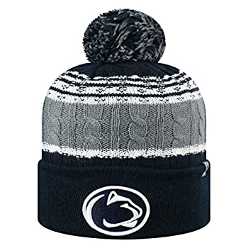 Top of the World Penn State Nittany Lions Men s Altitude Warm Team Icon Knit Hat Adjustable