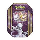 Pokemon Mewtwo EX Triple Power Tin - Pokemon Breakpoint Cards