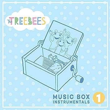 The Treebees: Music Box Instrumentals Volume 1