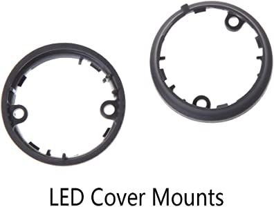 LED Cover Mounts Repair Parts for Dji Spark Drone Lamp Component Repla...