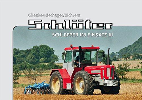 Schlüter Schlepper im Einsatz III