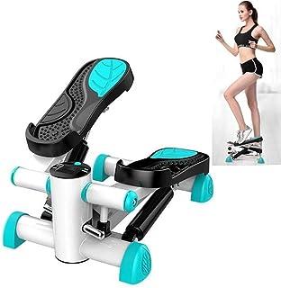 YUANSHOPPING Stepper With LCD Digital Display, Men Women Indoor Cardio Equipment, Legs, Hips, Waist, Abdomen Mute Walking ...