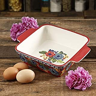 COLIBYOU 8-Inch Square Baker