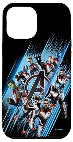 iPhone 12 Pro Max Marvel Avengers: Endgame Logo Super Heroes Case