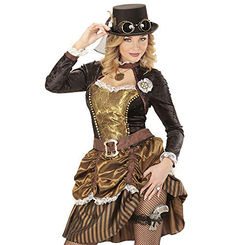 Steampunk Top Hat With Goggles & Clockwork Deco steampunk buy now online