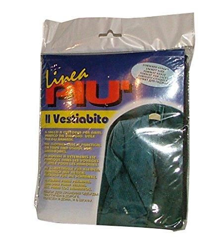 gnp Set 12 VESTIABITO Giacca 61x106 Cm. Sacco Art.0364B Riordino