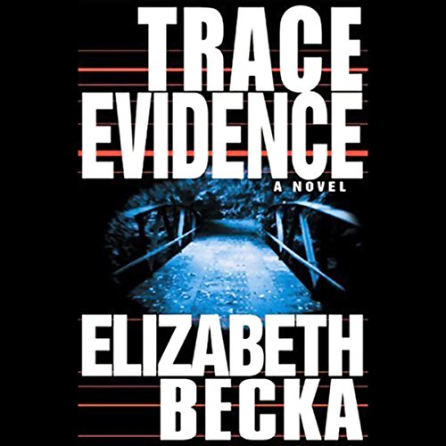 Trace Evidence audiobook cover art