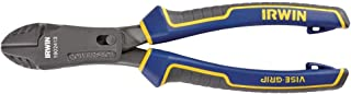 IRWIN VISE-GRIP Cutting Pliers, 8-Inch, Diagonal (1902413)