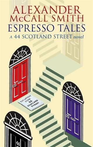 『Espresso Tales』のカバーアート