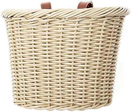 wicker basket for bicycle - 9