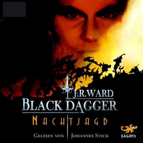 Nachtjagd (Black Dagger 1) audiobook cover art