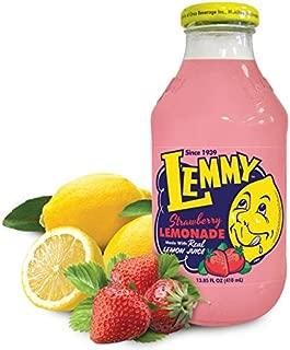Lemmy Little Chug - Strawberry Lemonade 12 pack
