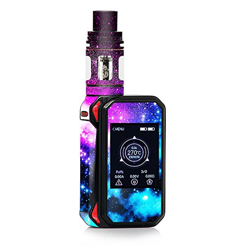 Skin Decal Vinyl Wrap for Smok G-Priv 2 230w Touch Screen Vape Stickers Skins Cover/Galaxy Fluorescent