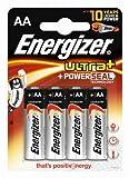 Energizer Original Batterie Ultra Plus Mignon AA (1,5 Volt,