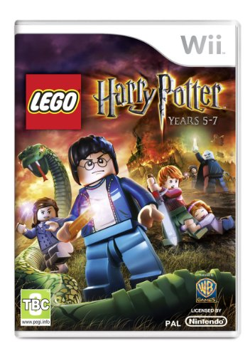 Lego Harry Potter Years 5-7 [Edizione: Regno Unito]