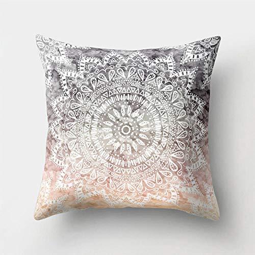 XCLWL Kussenslopen polyester Sale Mandala-patroon Kussenhoes Throw Pillow Home artikel 3 stuks