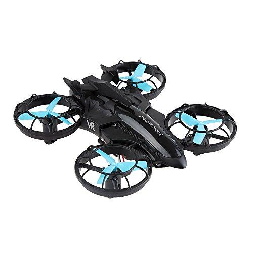 JUGUETRÓNICA Nanodrone Autoflight, Mini Drone para Principiantes con Gafas VR (JUG0315)