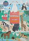 Animali da accarezzare. Un libro gigante. Ediz. a colori