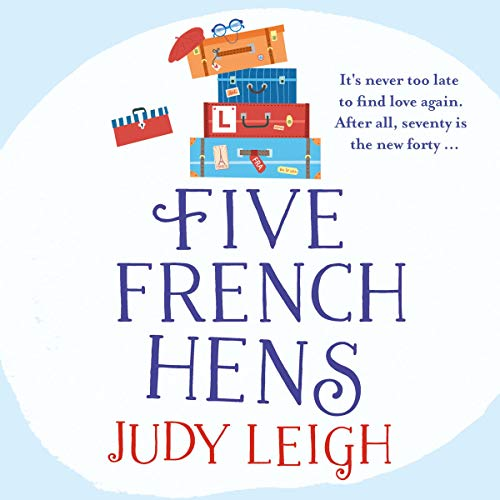 Five French Hens  By  cover art